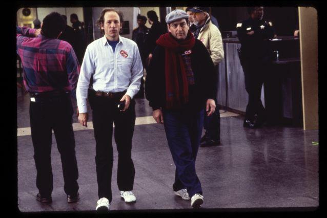 Oliver Stapleton and Stephen Frears (1989)
